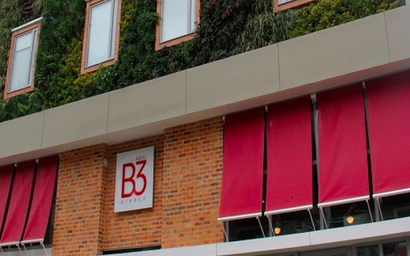 Hoteles B3