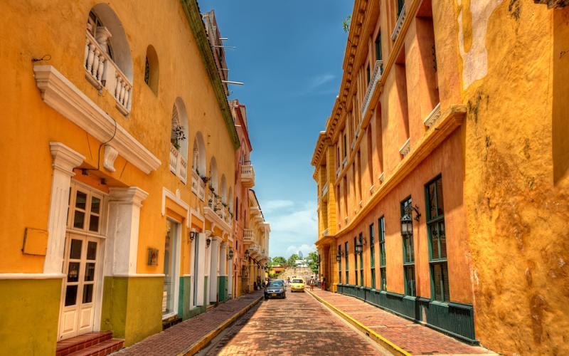 Turismo en Cartagena